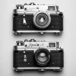 lens cameras for photoshoots in glasgow